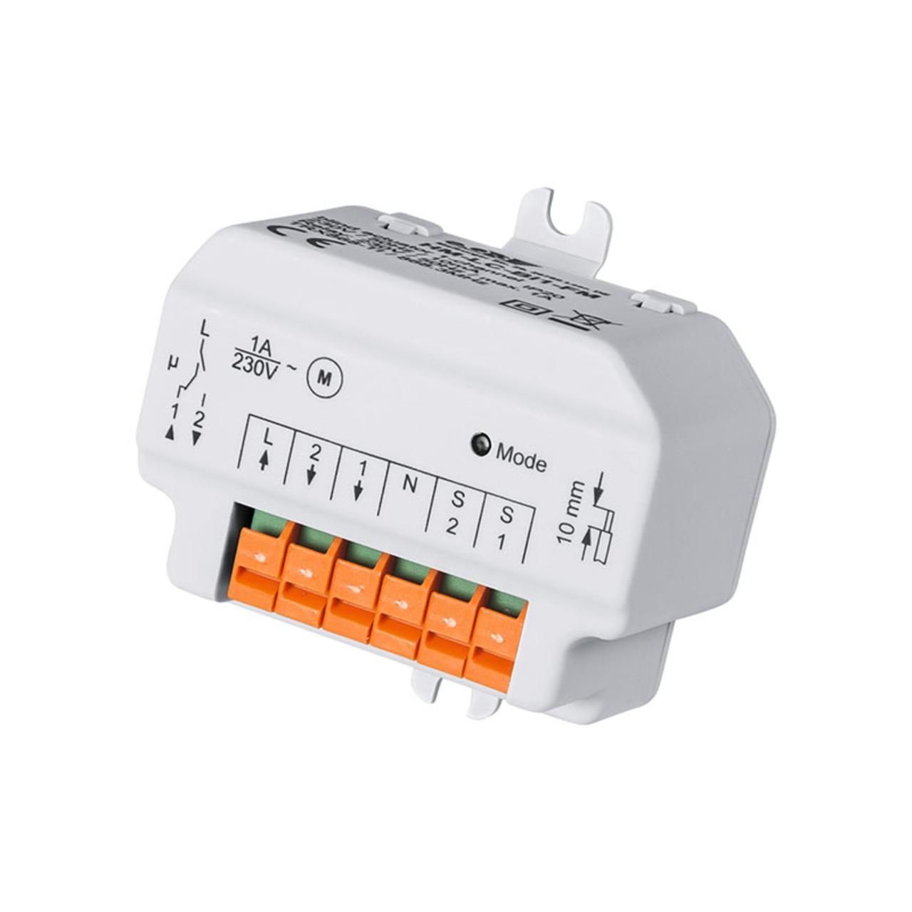 Homematic Funk-Rollladenaktor 1fach- Unterputzmontage HM-LC-Bl1-FM für Smart Home / Hausautomation
