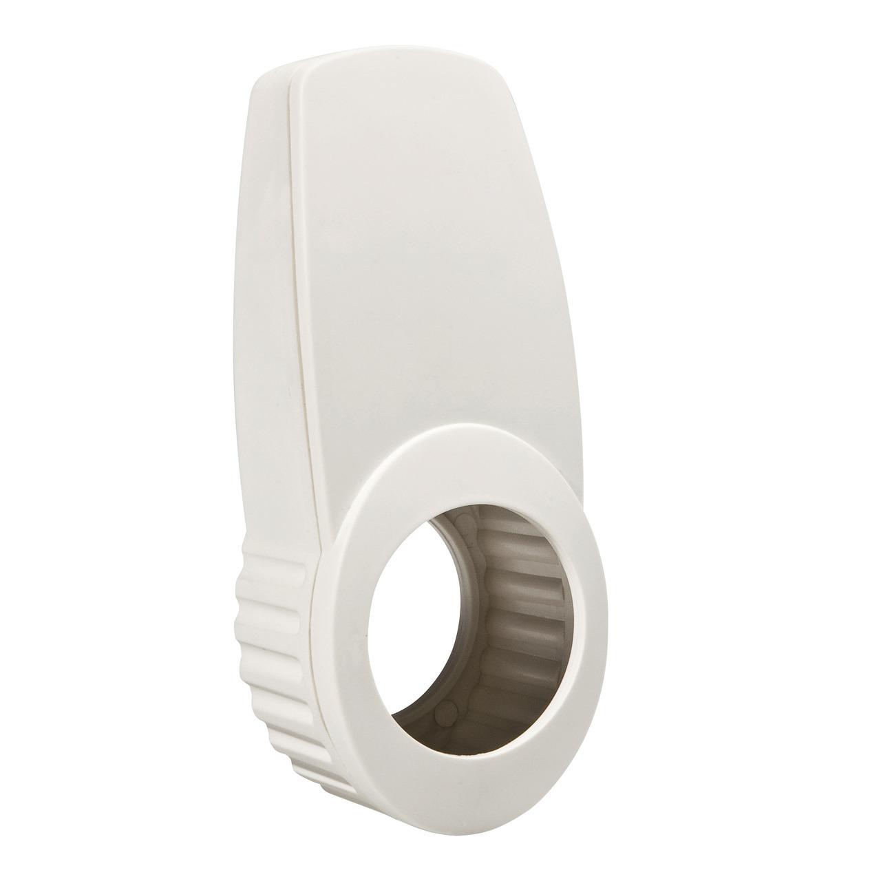 ELV-Design-Stecker-Steckdosen-Gehäuse OM 54 A- Basisgehäuse ohne Taster/Leuchtfelder