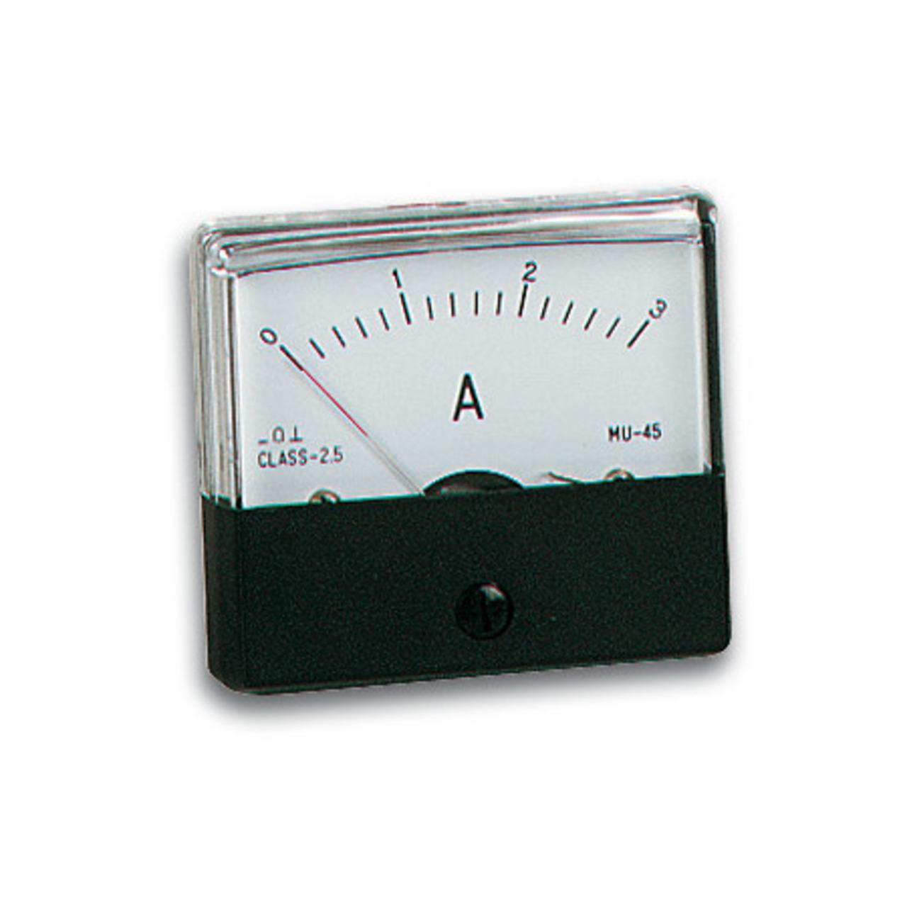 Einbaumessmodul analog Strom  DC 3 A/ 60 x 47 mm