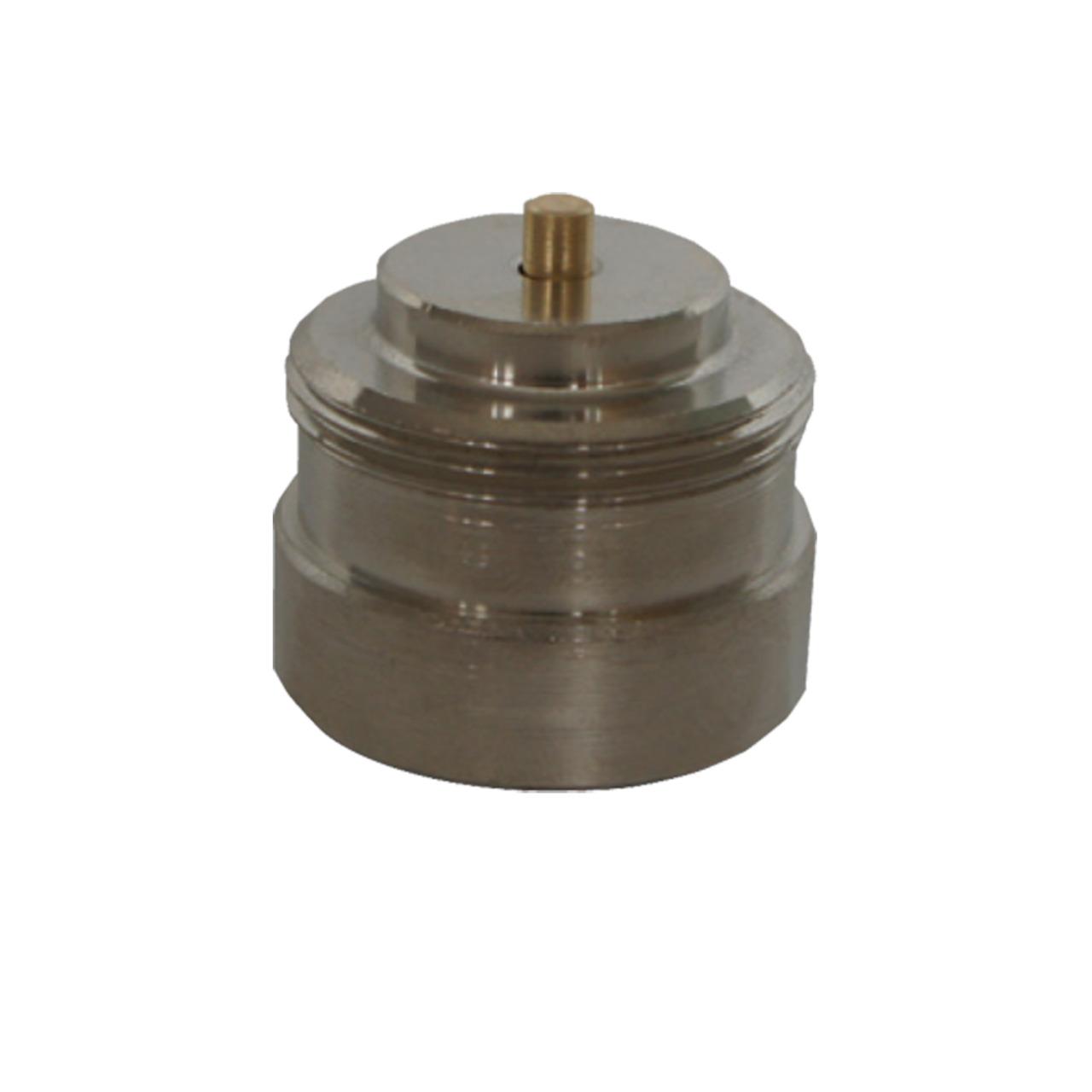 Adapter für Heizungsventil Vama M28x1-0 (Messing)