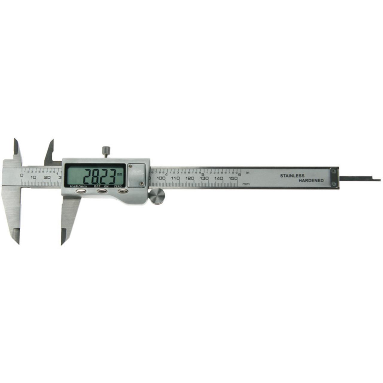 Velleman Digitale Schieblehre 150 mm mit grossem Display