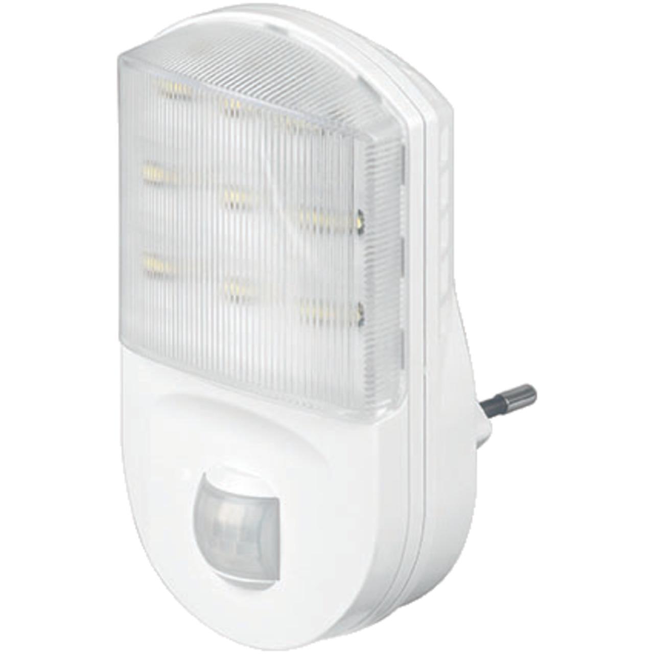 goobay 0-9-W LED-Nachtlicht mit 120°-Bewegungsmelder