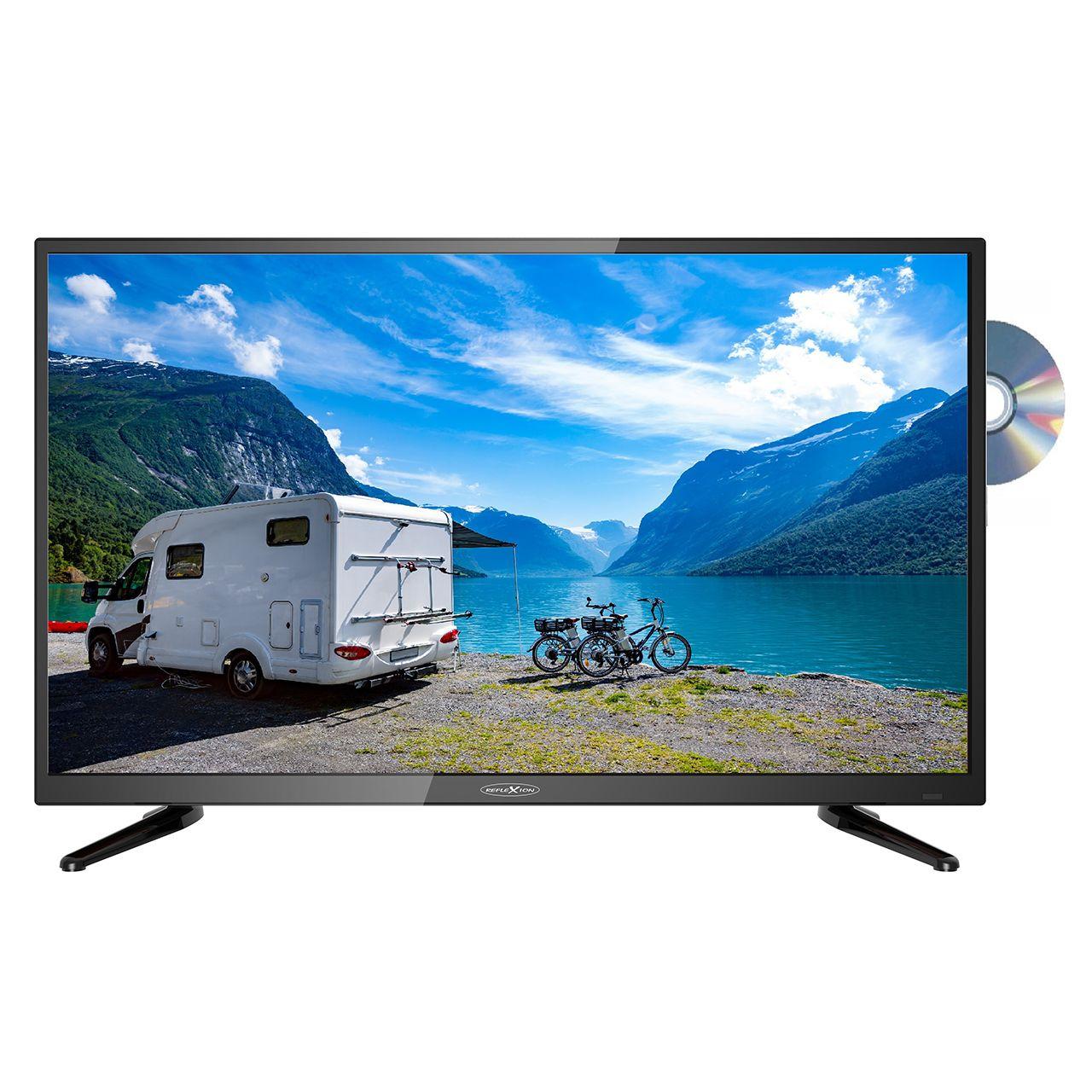 Reflexion 5-in-1-LED-TV LDDW320- 80 cm (32)- DVD-Player- DVB-S/S2/C/T/T2- H.265/HEVC- 12V