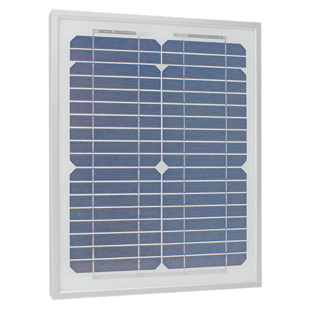 Phaesun Monokristalline Solarmodul Sun Plus 10 S- 12 V- 10 W