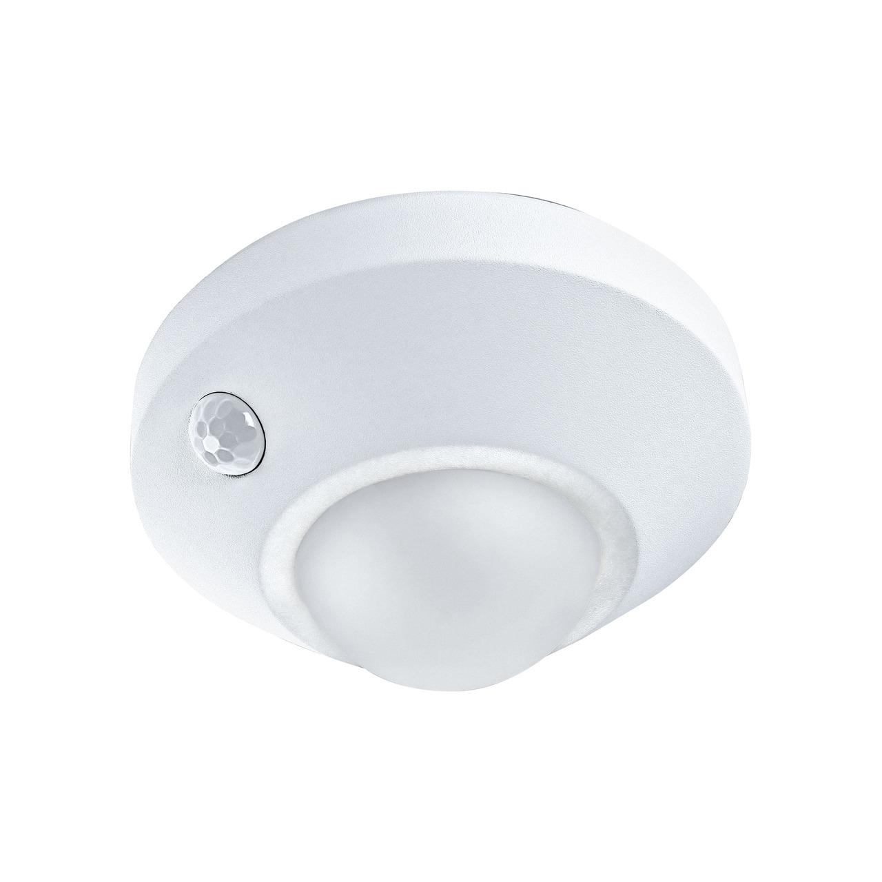 OSRAM Nightlux Batterie-LED-Licht für Deckenmontage- mit Bewegungsmelder- weiss
