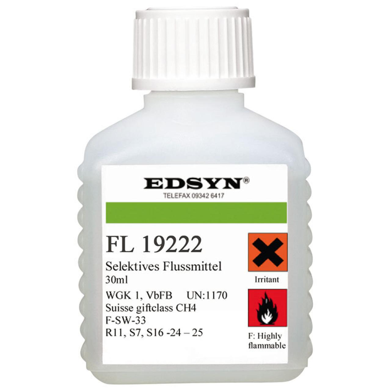 Edsyn Fluxi Flussmittel in Pinselflasche- 30 ml