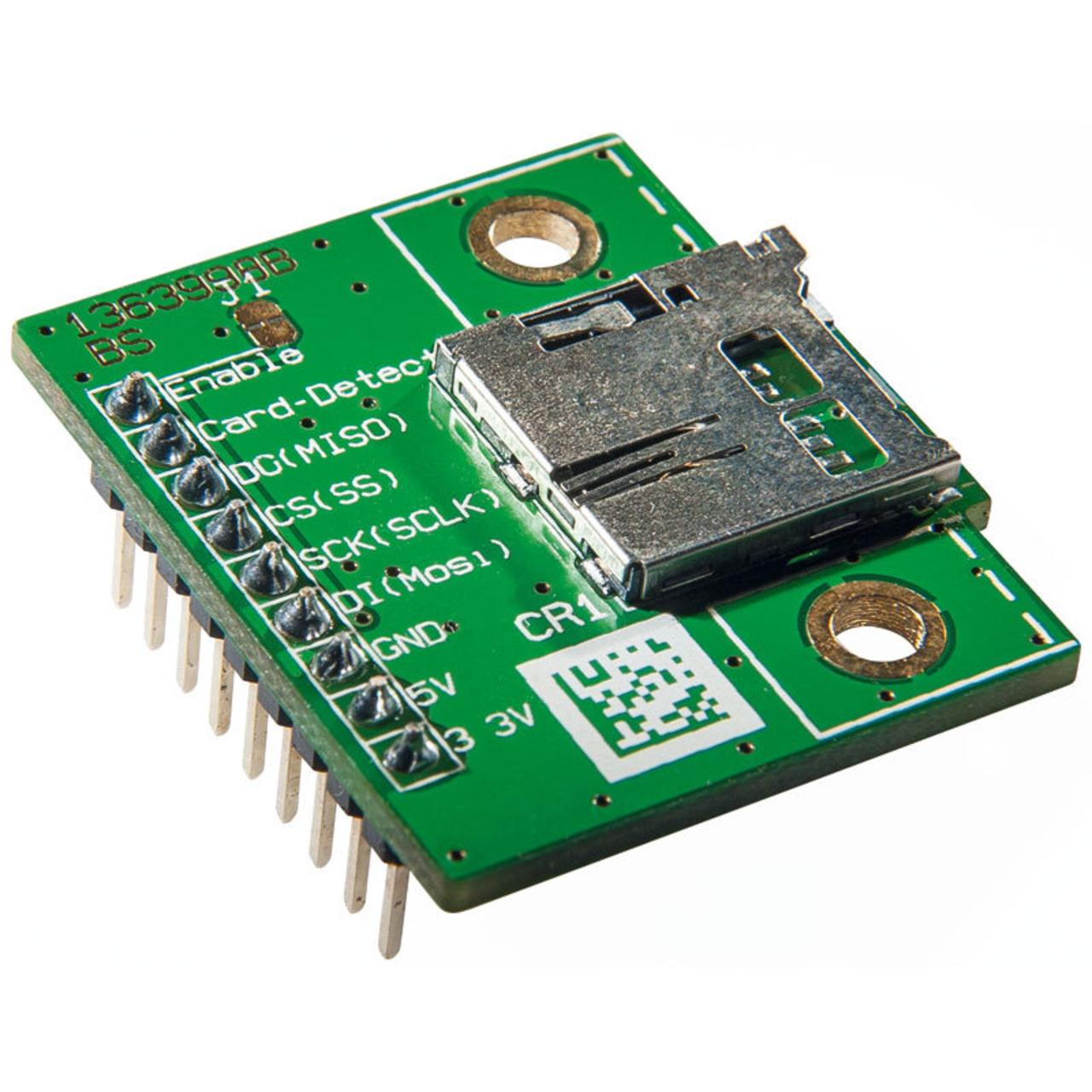 Micro Bausatz SD-Karten Adapter MSDA1
