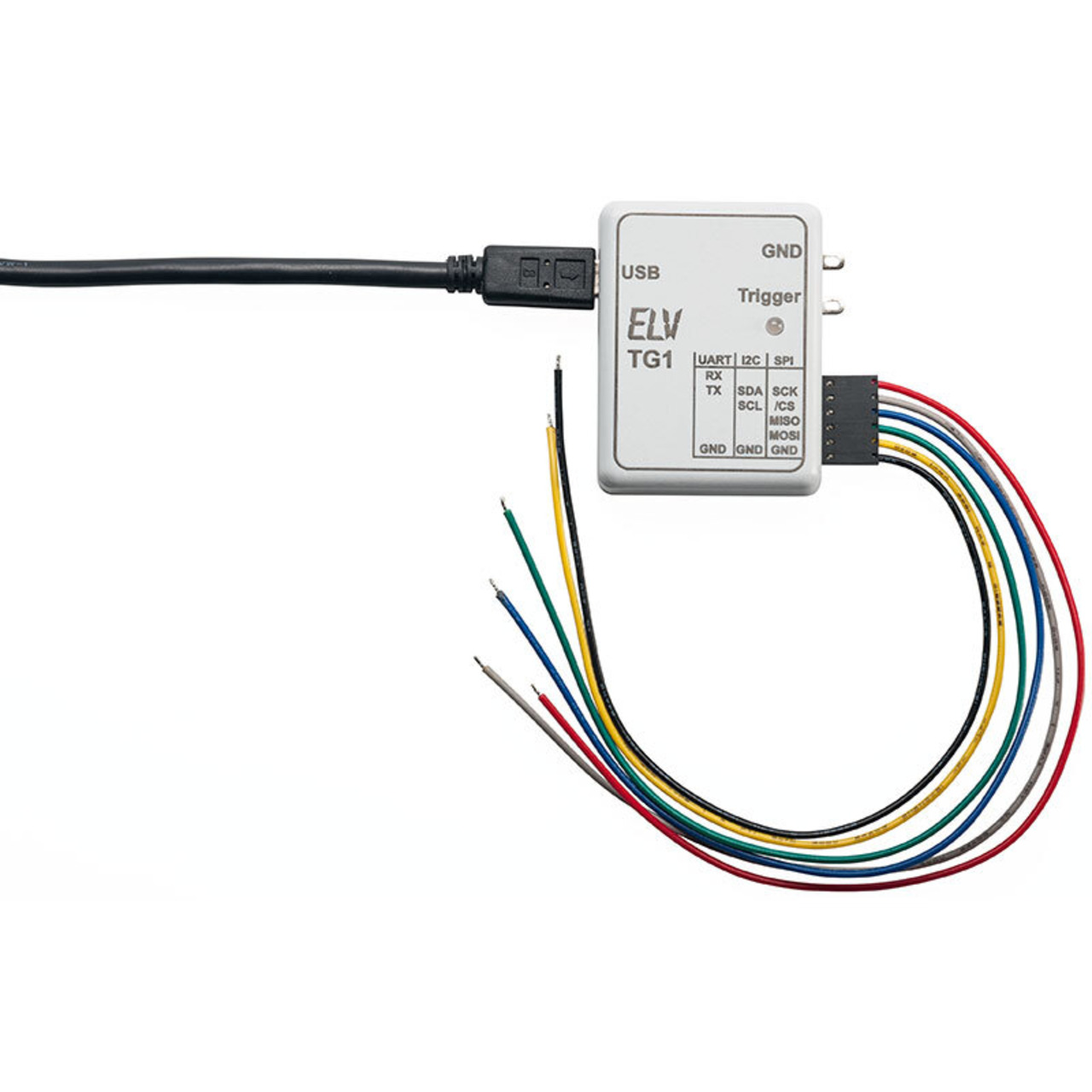 ELV Bausatz Triggergenerator TG1 für SPI/I2C/UART