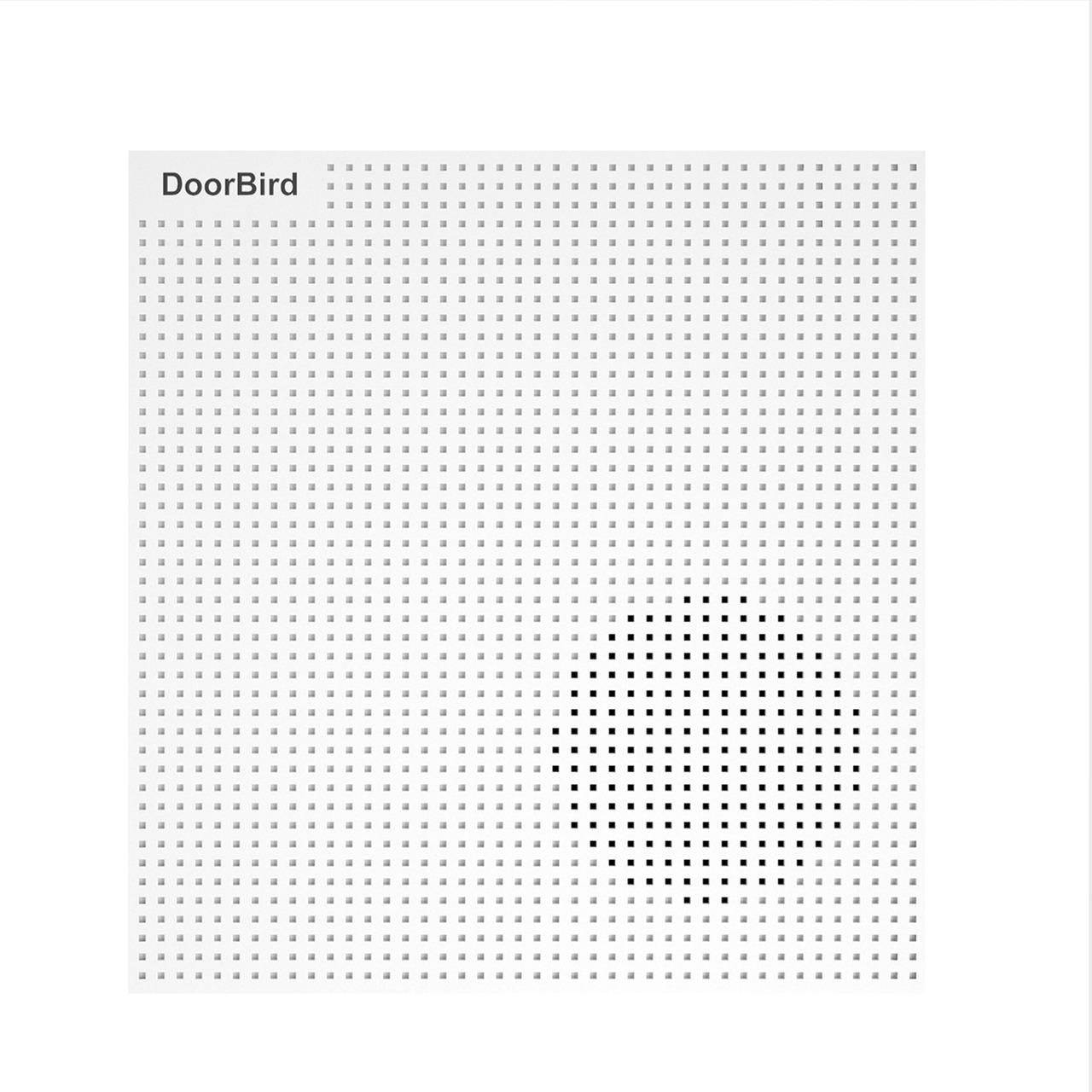 DoorBird WLAN/LAN-Türgong- App-Steuerung