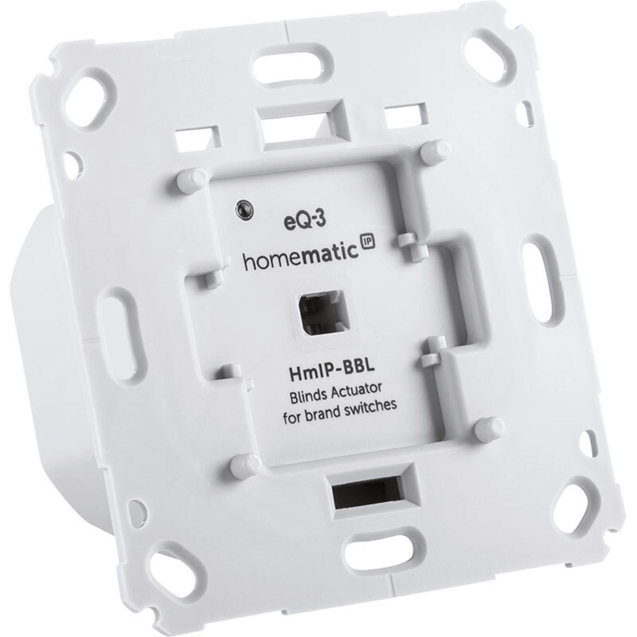 Homematic IP Smart Home Jalousieaktor HmIP-BBL für Markenschalter