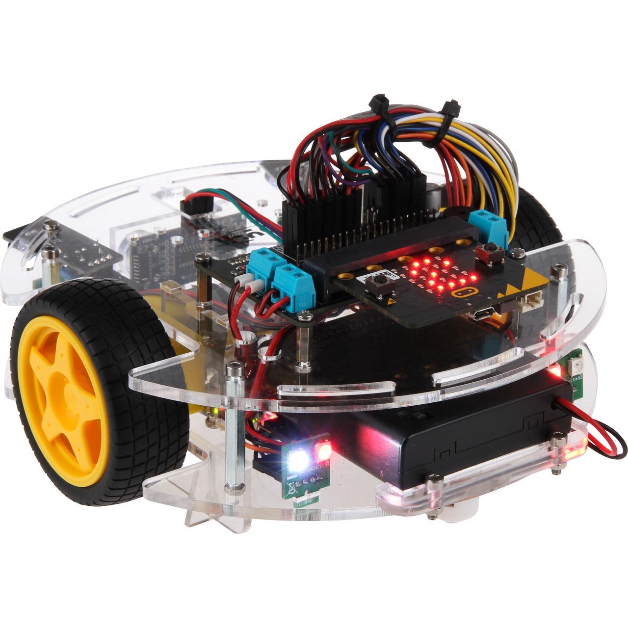 Joy-IT programmierbares Roboterauto Joy-Car- BBC micro:bit