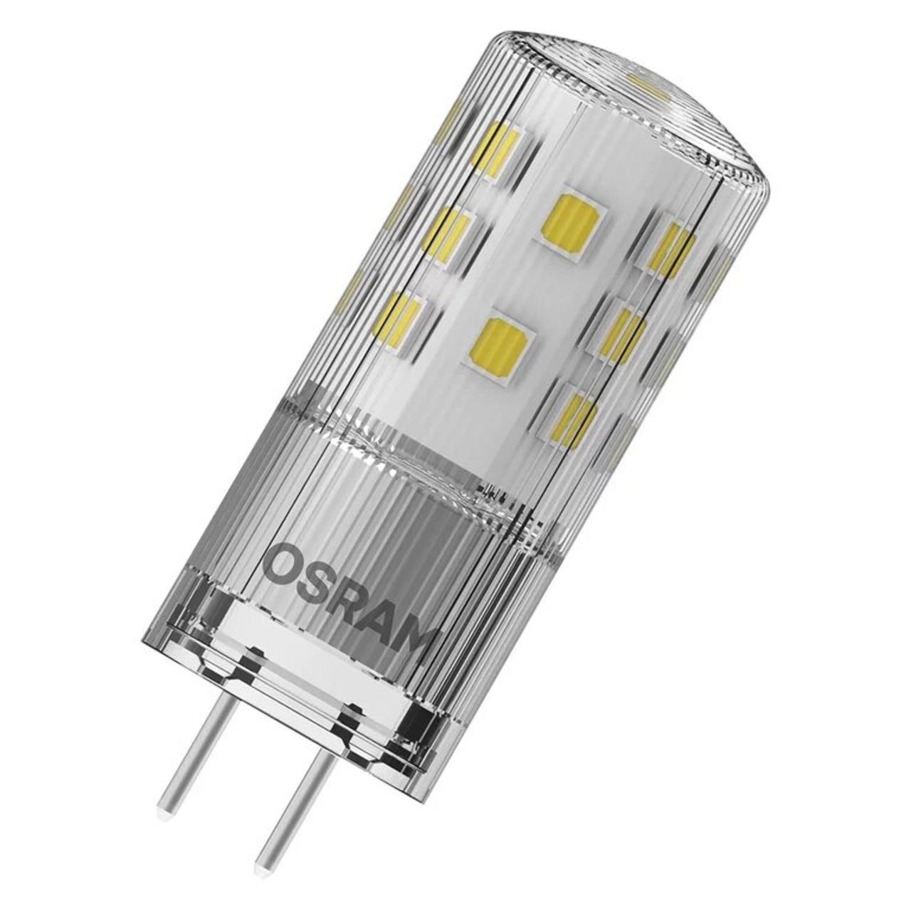 OSRAM 3-3-W-LED-Lampe T18- GY6.35- 400 lm- warmweiss- 320°- 12 V