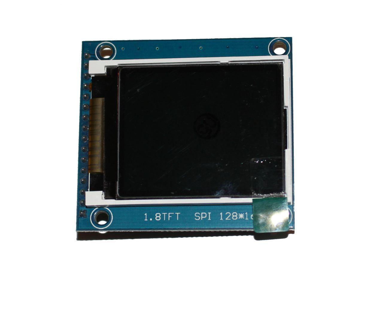1-8 TFT LCD für Arduino- STM32-  Raspberry Pi uvm-