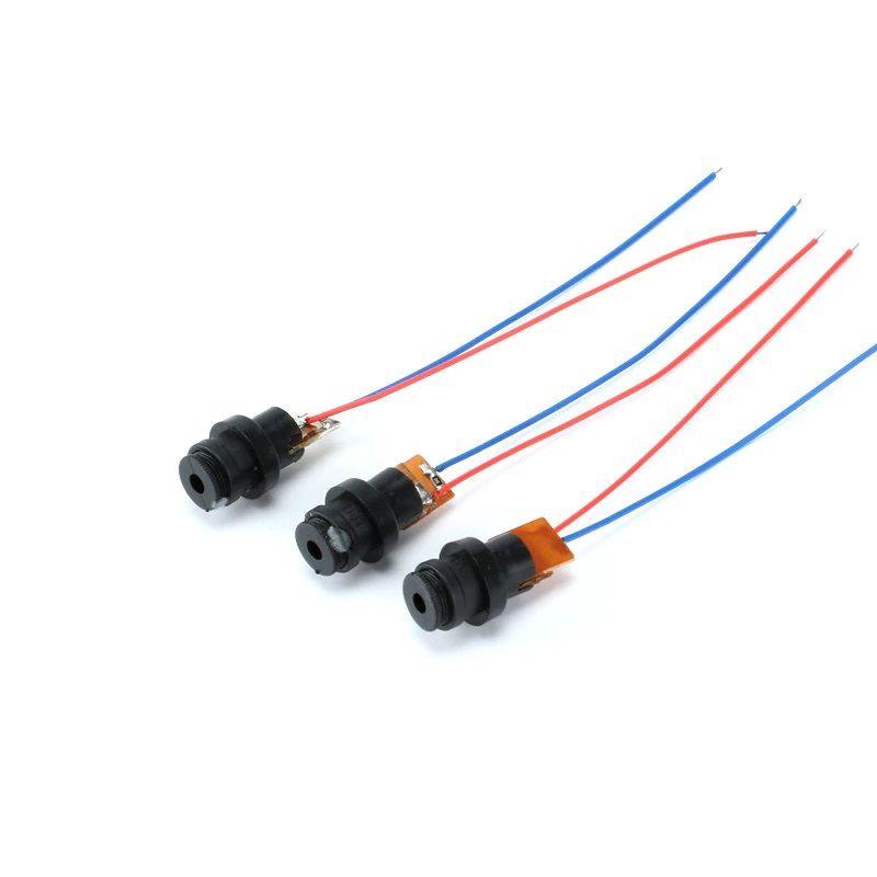 10x Laser Diode Modul 4-5V Punkt Rot