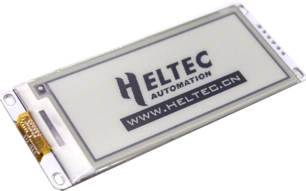 2-90 Inch 296x128 E-Paper Display Modul