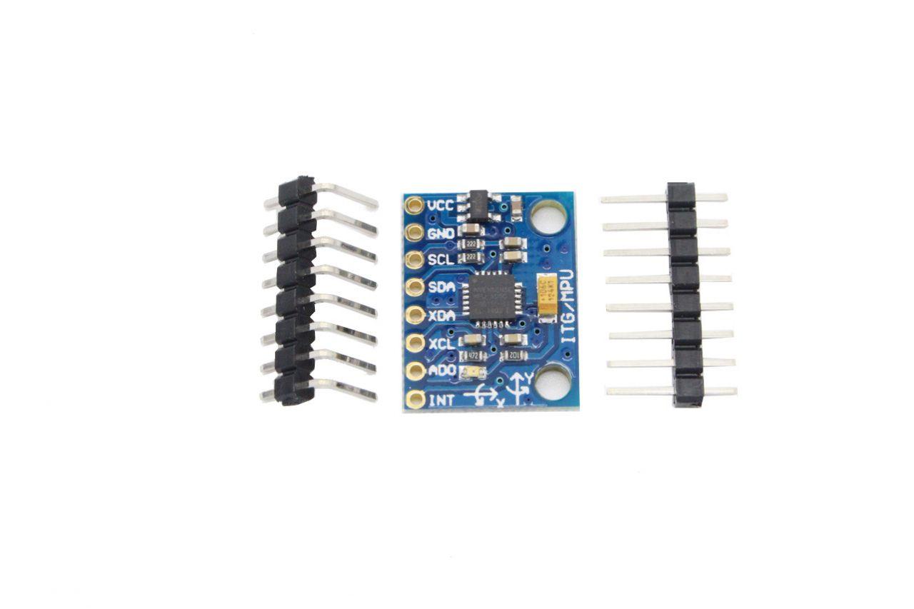 3-Achsen Beschleunigungs- Lagesensor - GY-521 MPU-6050