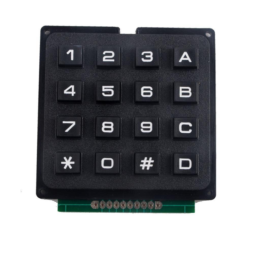 4x4 Keypad Modul für Arduino
