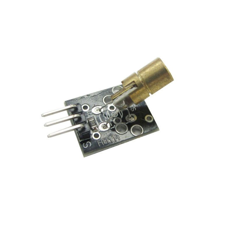 5V Laser Modul 6mm 5mW 650nm