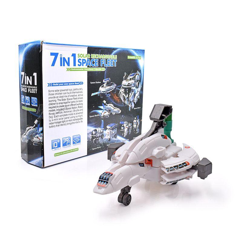 7in1 Solar Roboter Lernspielzeug Baukasten