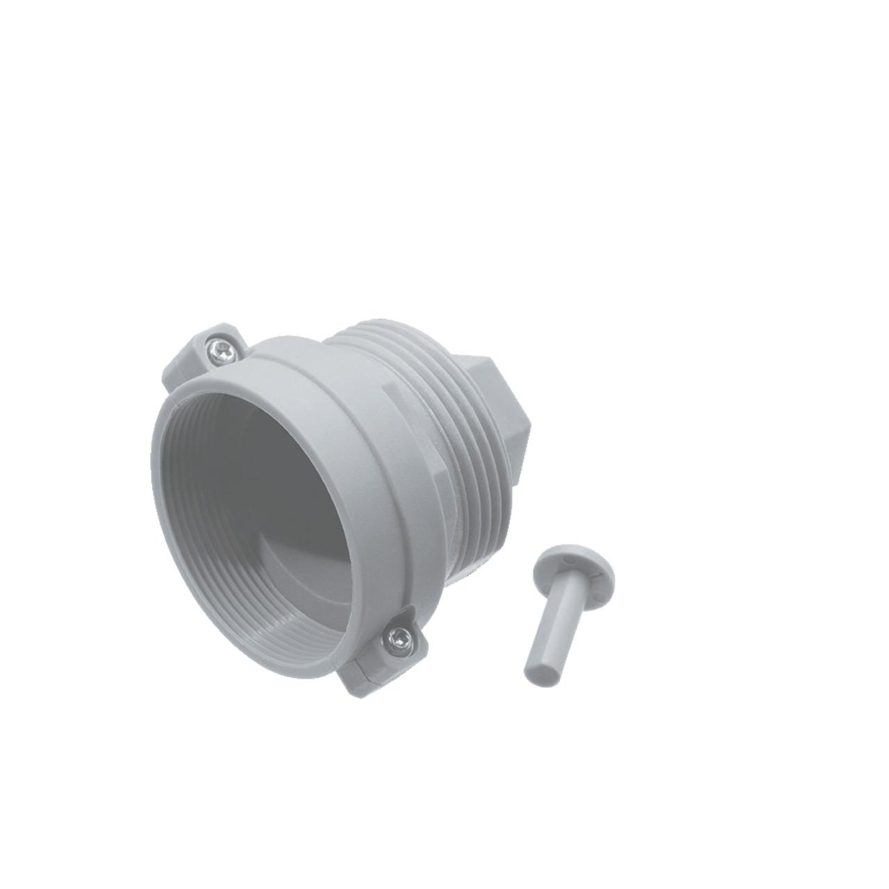Adapter für Heizungsventil Oventrop M30 x 1-0 mm (Kunststoff)