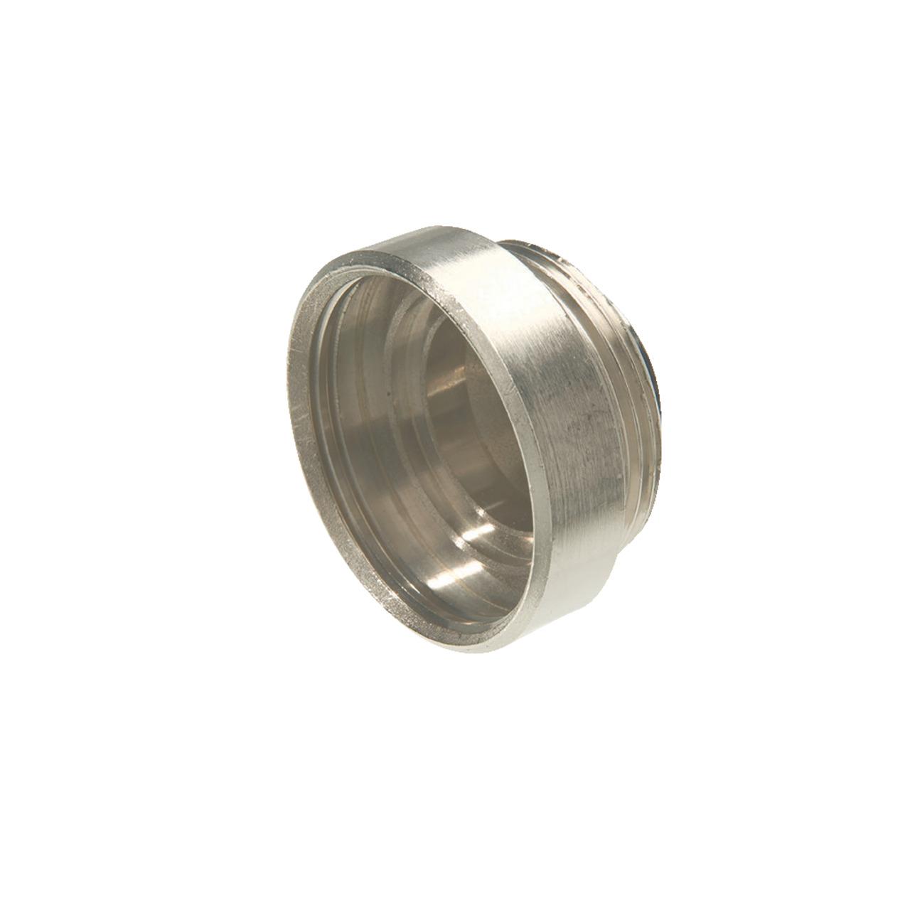 Adapter fund-252 r Heizungsventil Rossweiner M33 x 2-0 mm (Messing)