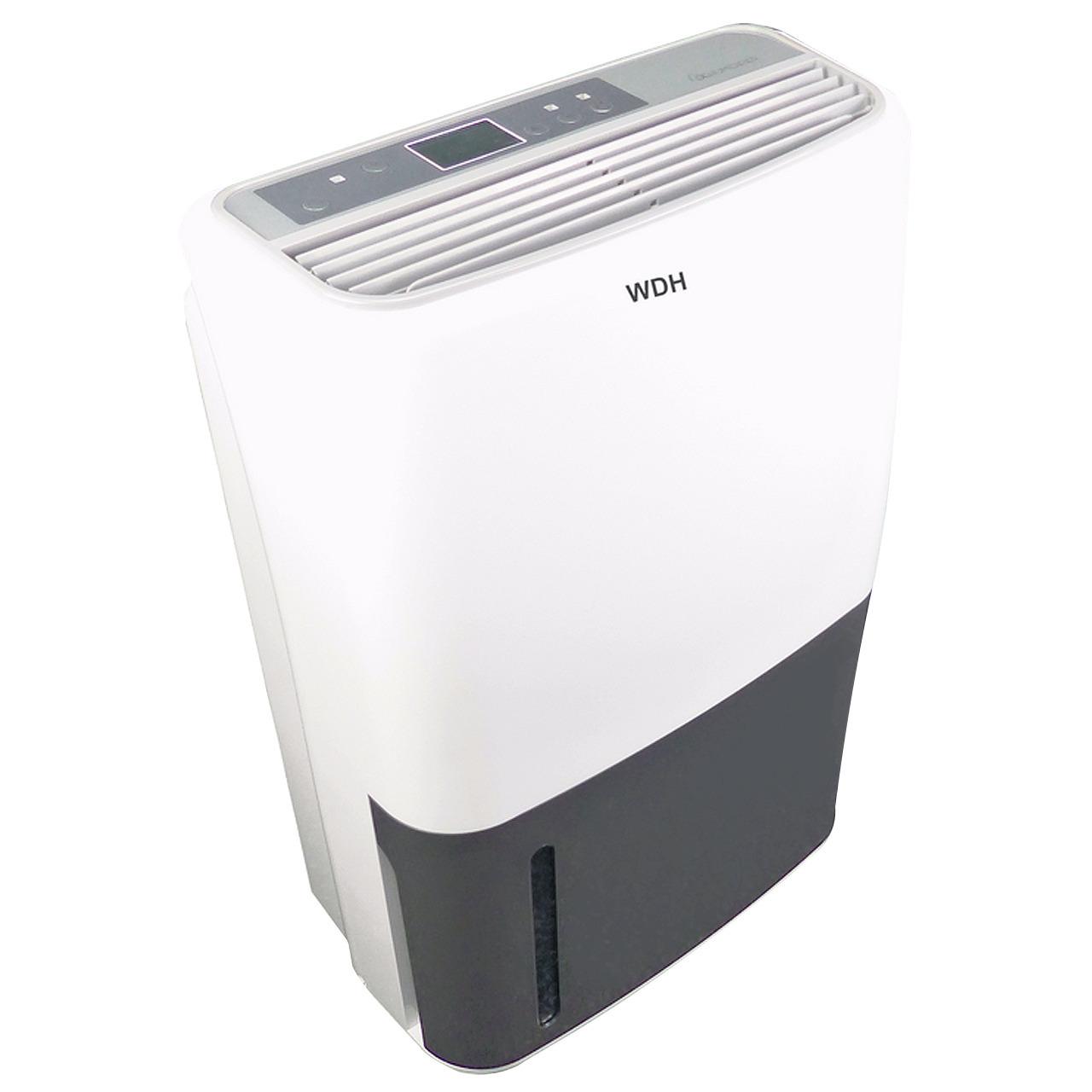 Aktobis Kompressor-Luftentfeuchter WDH-725DG mit Anzeige- bis zu 25 l-Tag- verst- Ausblaslamellen
