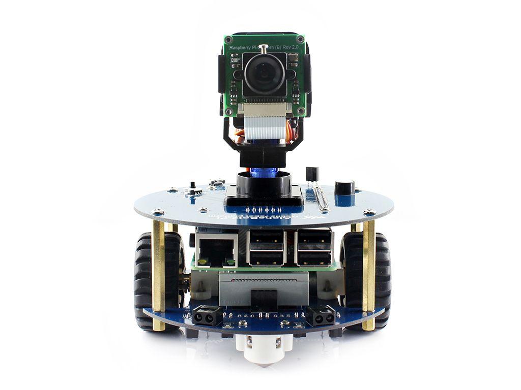 AlphaBot2 Roboter-Bausatz für Rasberry (ohne Pi)