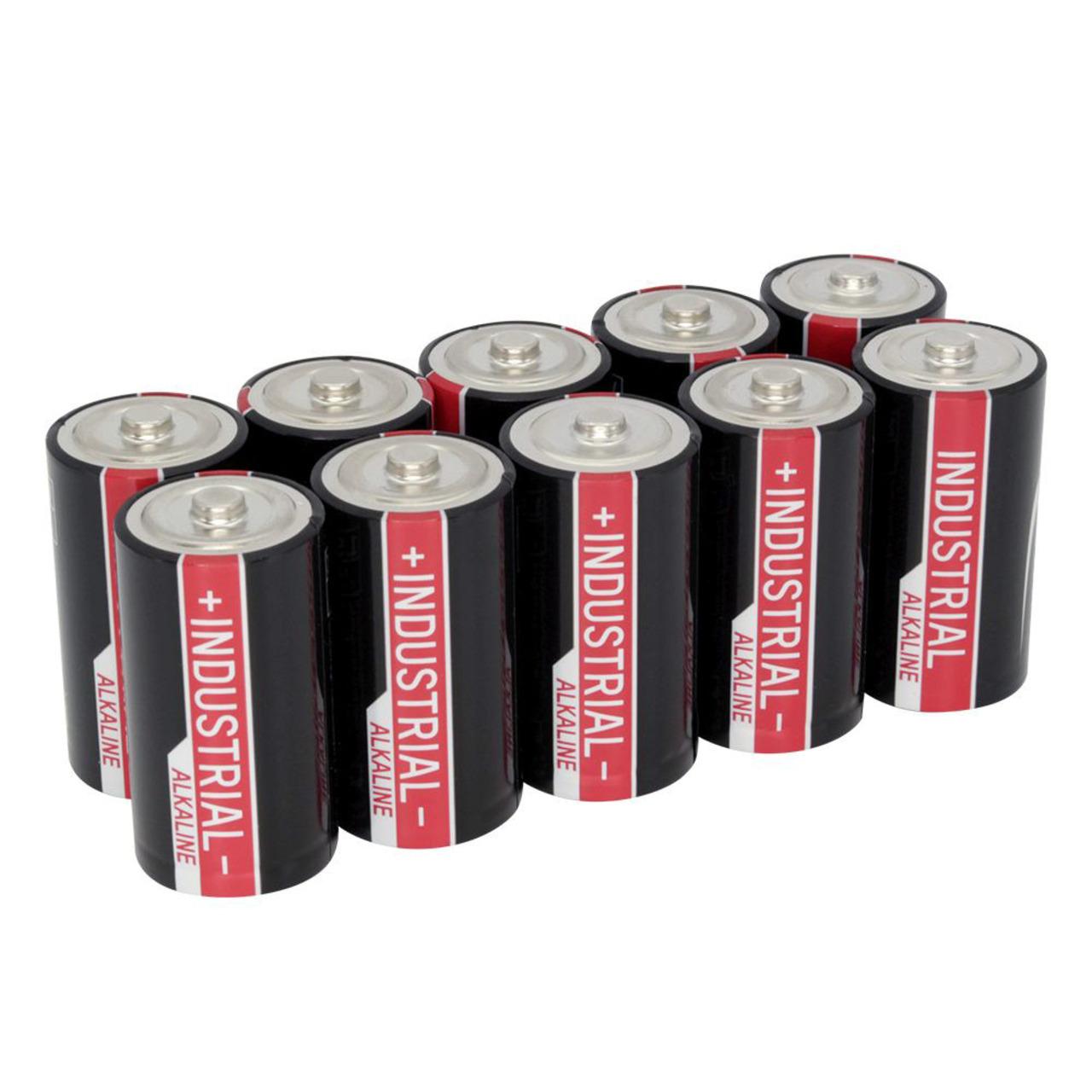 Ansmann Alkaline Baby C- 10er-Pack