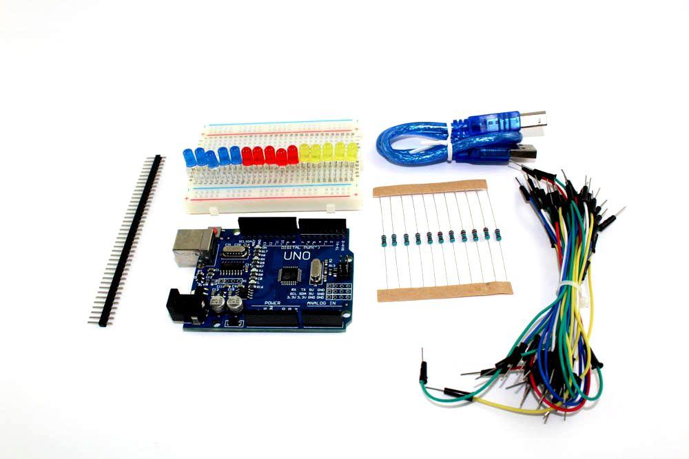 Arduino kompatibles UNO R3 Mini-Starterkit