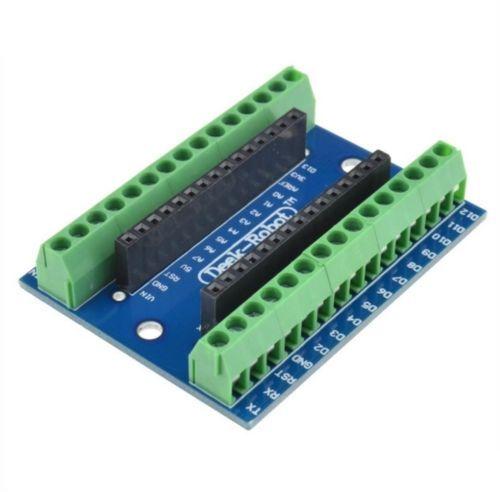 Arduino Nano V3-0 Terminal Adapter