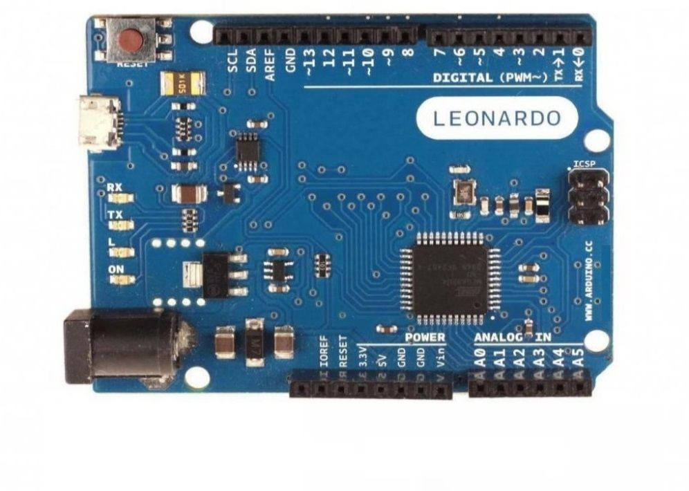 ATMEGA32U4 Arduino Leonardo kompatibles Board