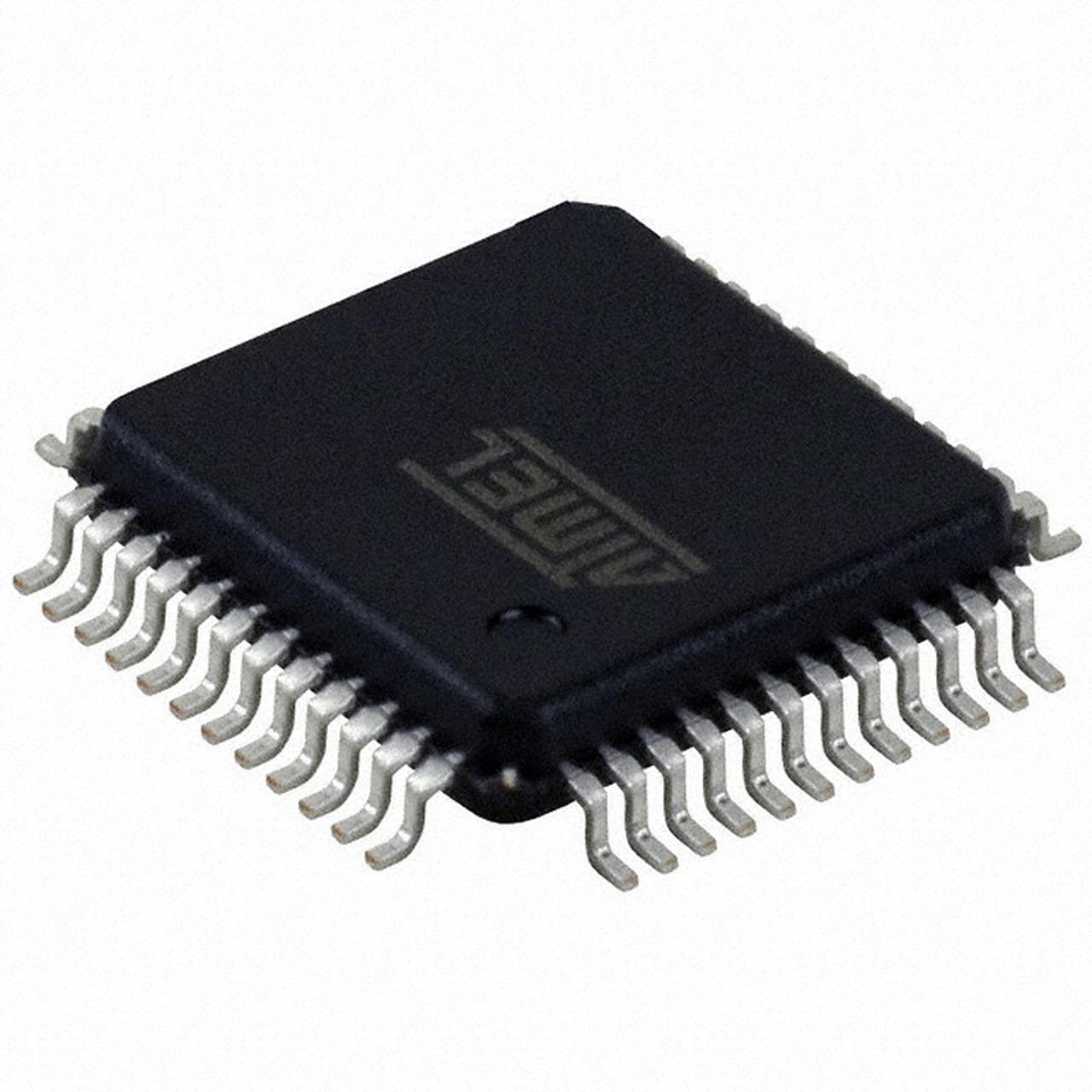 Atmel Mikrocontroller AT32UC3L032-AUT- TQFP-48