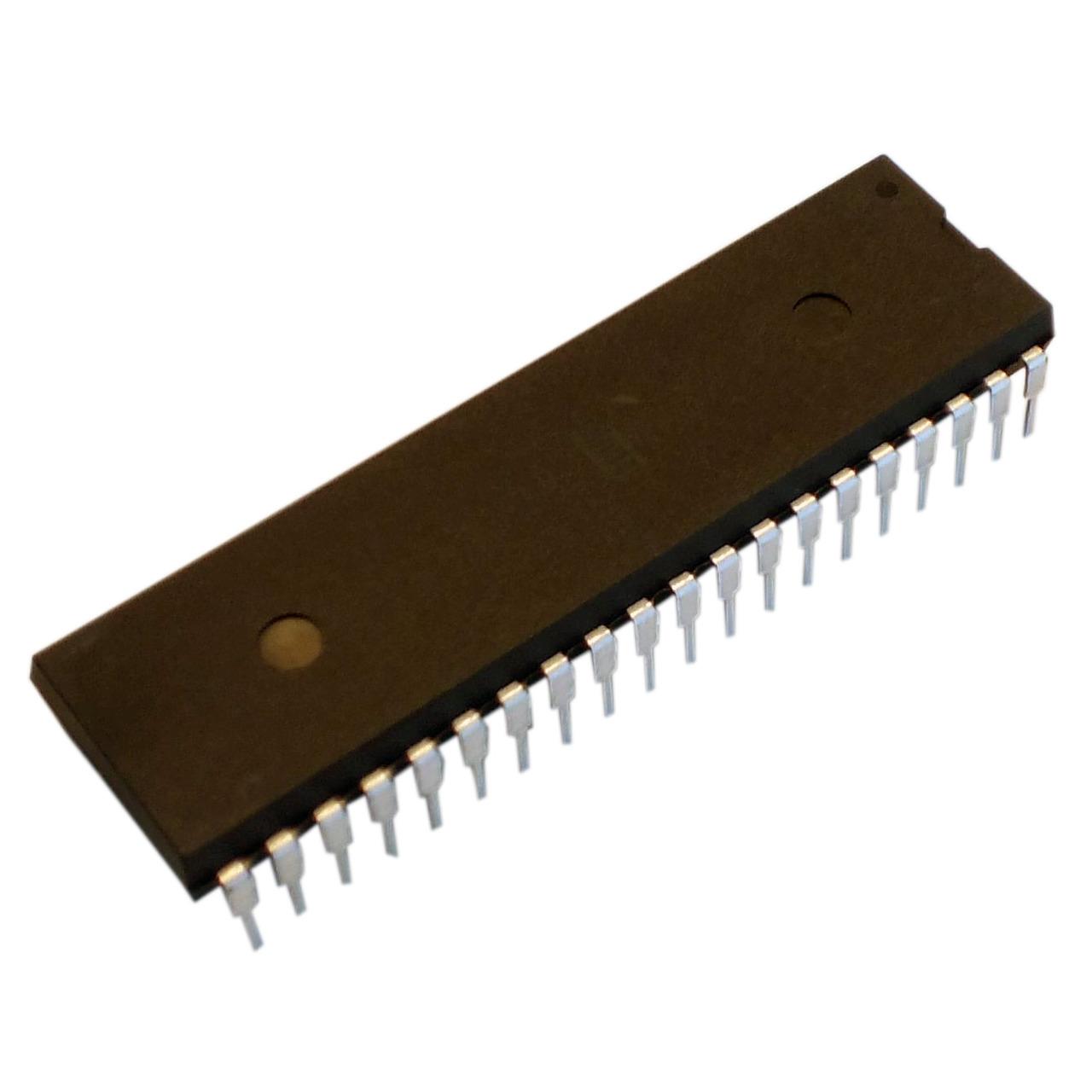 Atmel Mikrocontroller ATmega 32L-8PU- DIL-40