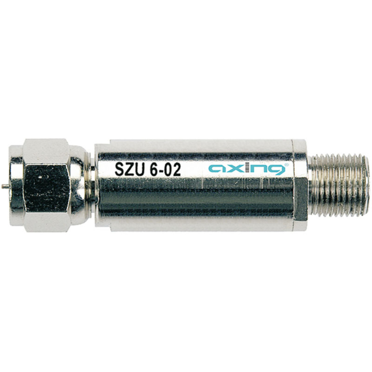 Axing Überspannungsschutz SZU 6-02- F-Stecker-Buchse