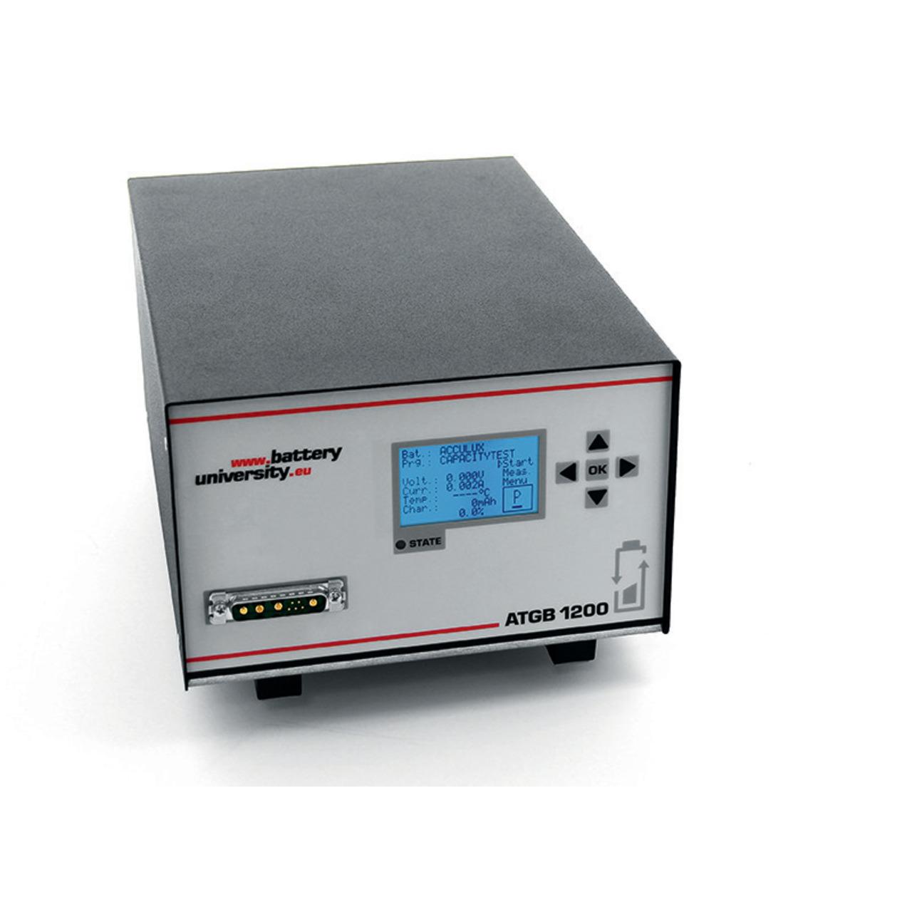 battery university Akku-Tester- -Ladegerät ATGB 1200