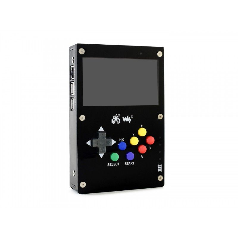 Bausatz: Waveshare GamePi43 Handheld Spielekonsole (ohne Raspberry Pi)