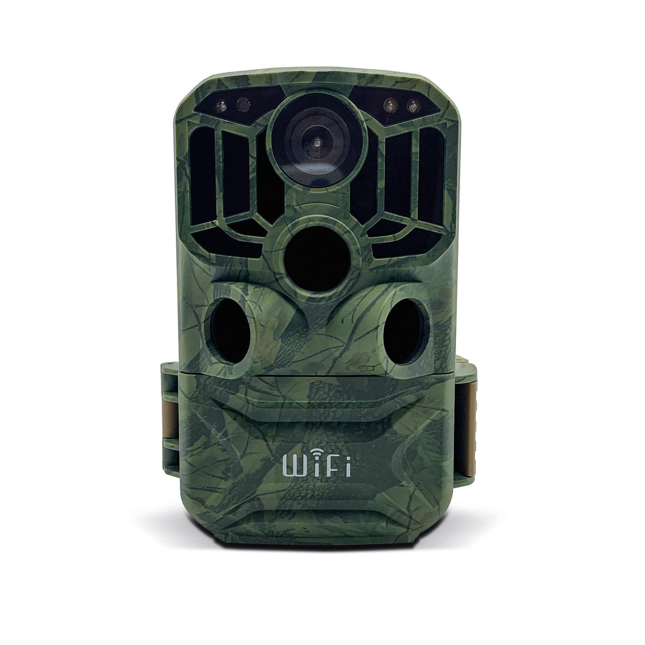 Braun Fotofalle - Wildkamera Scouting Cam Black800 WiFi- 24 MP- 1296p- IP66- Auslund-246 sezeit 0-6s