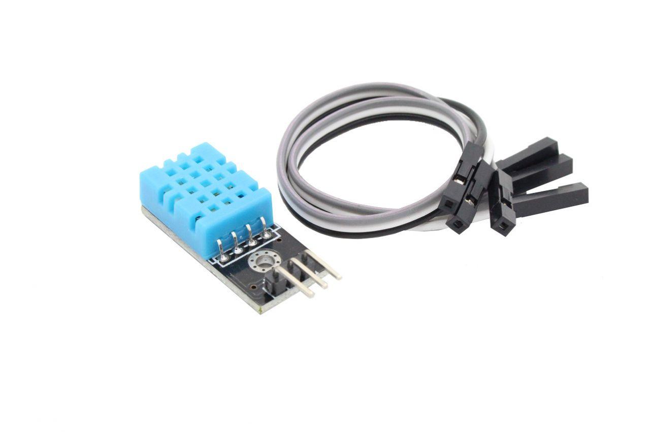 DHT11 digitaler Feuchtigkeits- und Temperatursensor