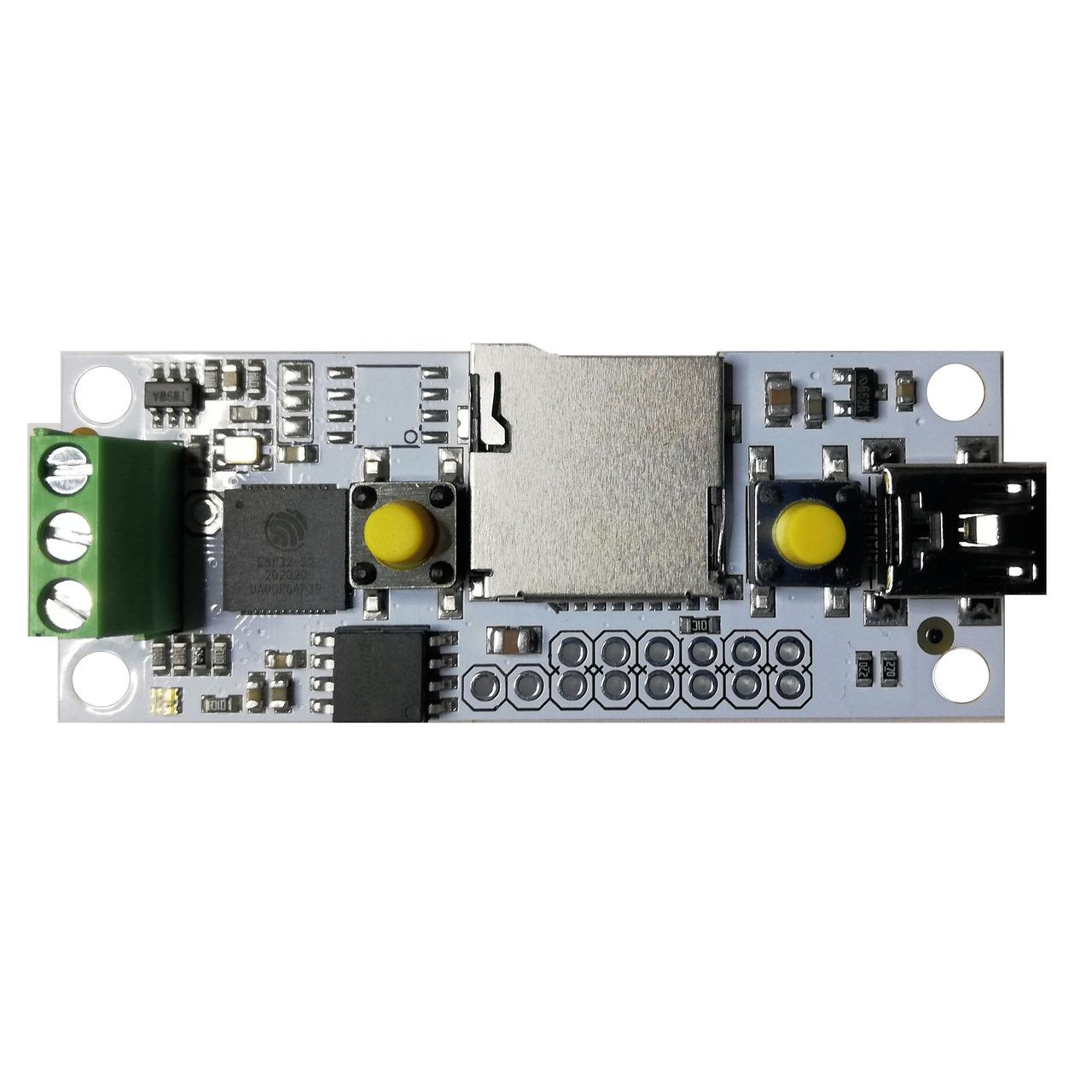Diamex LED-Player fund-252 r WS2812-LEDs