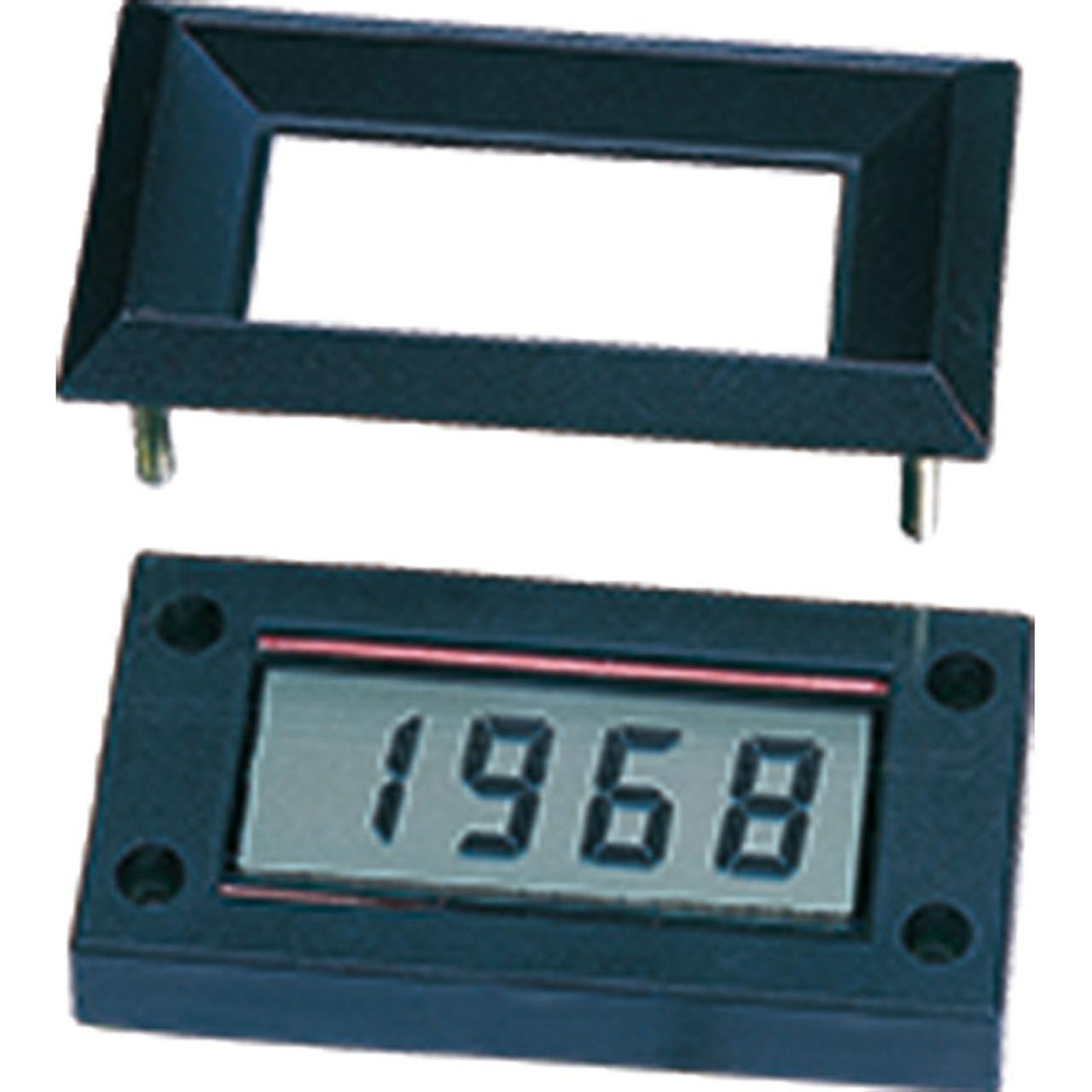 Digitales LCD-Voltmeter - Modul PMB 213A- 3-5-stellig