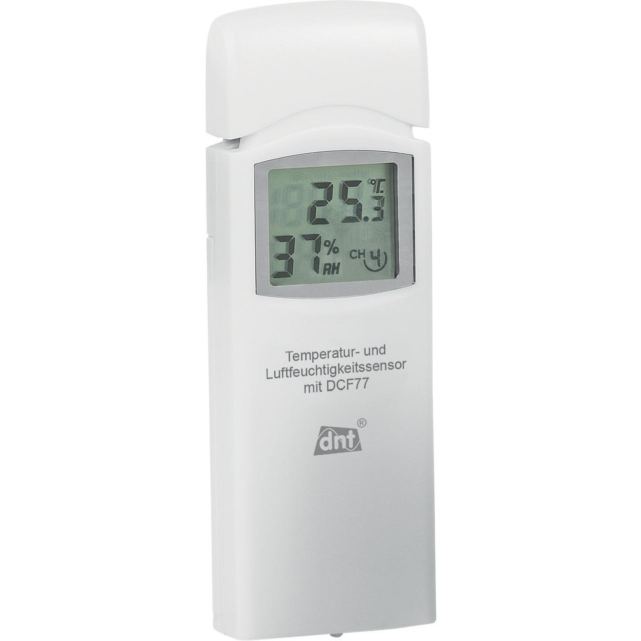 dnt Zusatz-Thermo-Hygrosensor DNT000005 fund-252 r dnt RoomLogg PRO und dnt WeatherScreen PRO