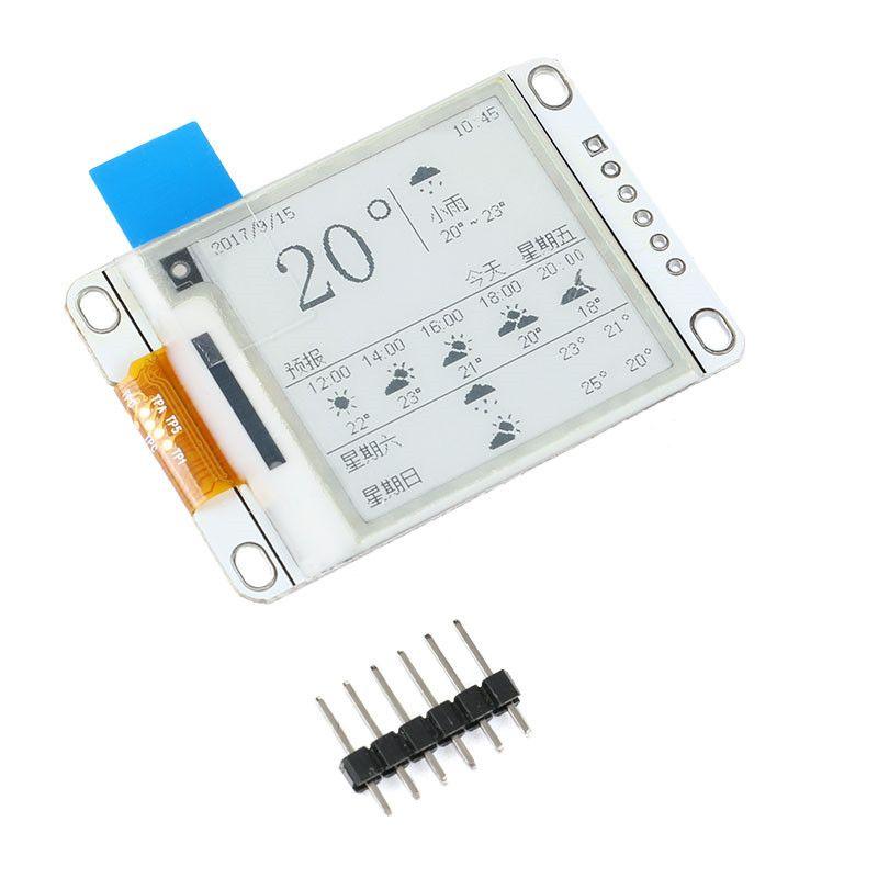 e-Paper Display Modul 1-54 200x200