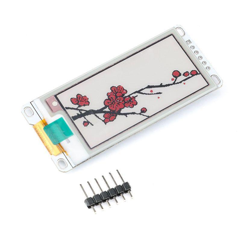 e-Paper Display Modul 2-13 212x104