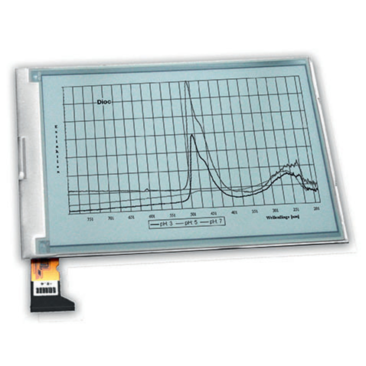Electronic Assembly ePaper Display EA EPA60-A- 15-24 cm (6)- 800 x 480 Pixel