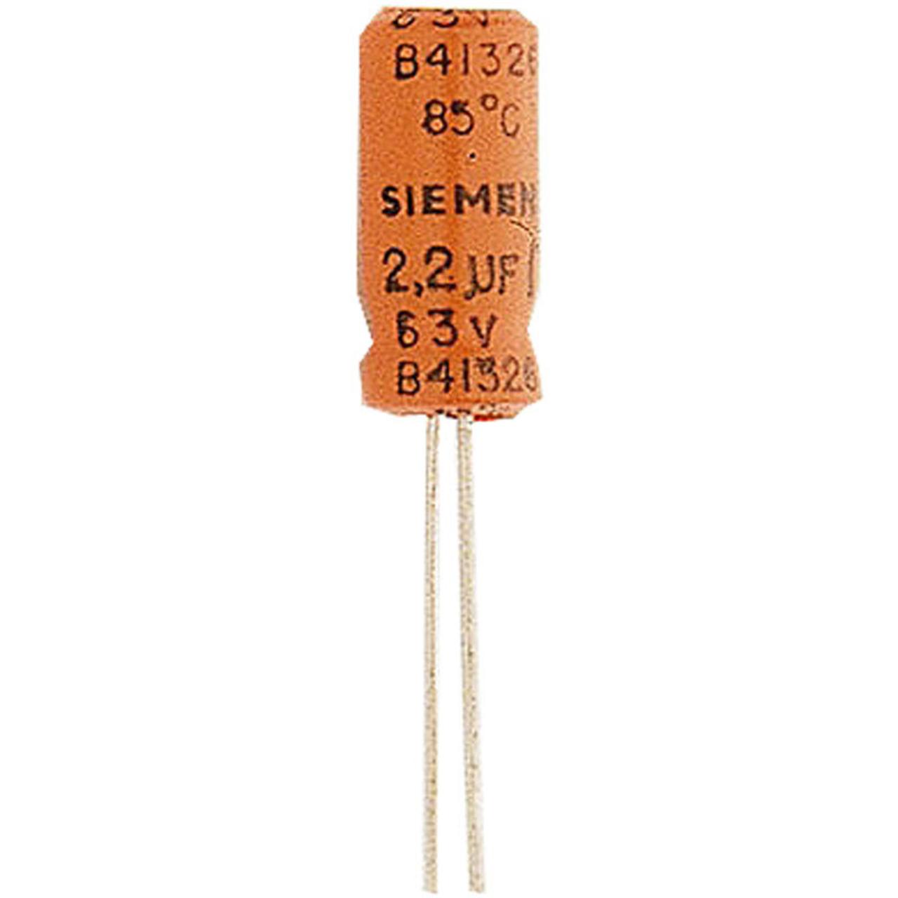 Elektrolytkondensator 4700 -F- 63 V- RM 10 mm- radial