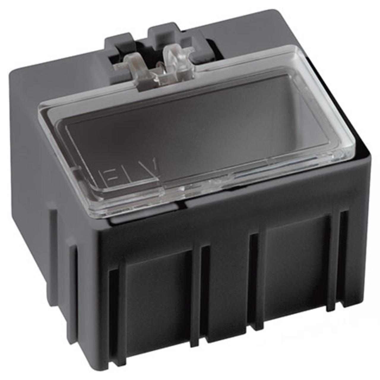 ELV 10er-Set SMD-Sortierbox- Antistatik- 23 x 31 x 27 mm