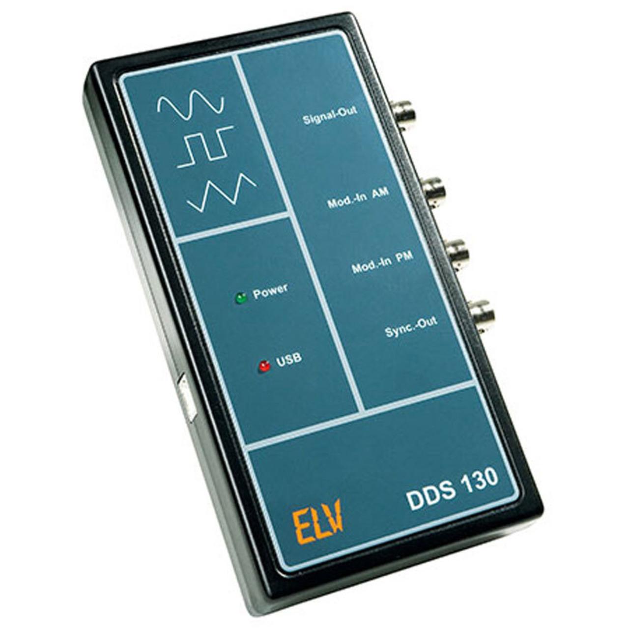 ELV Bausatz DDS-Funktionsgenerator DDS 130- 30 MHz