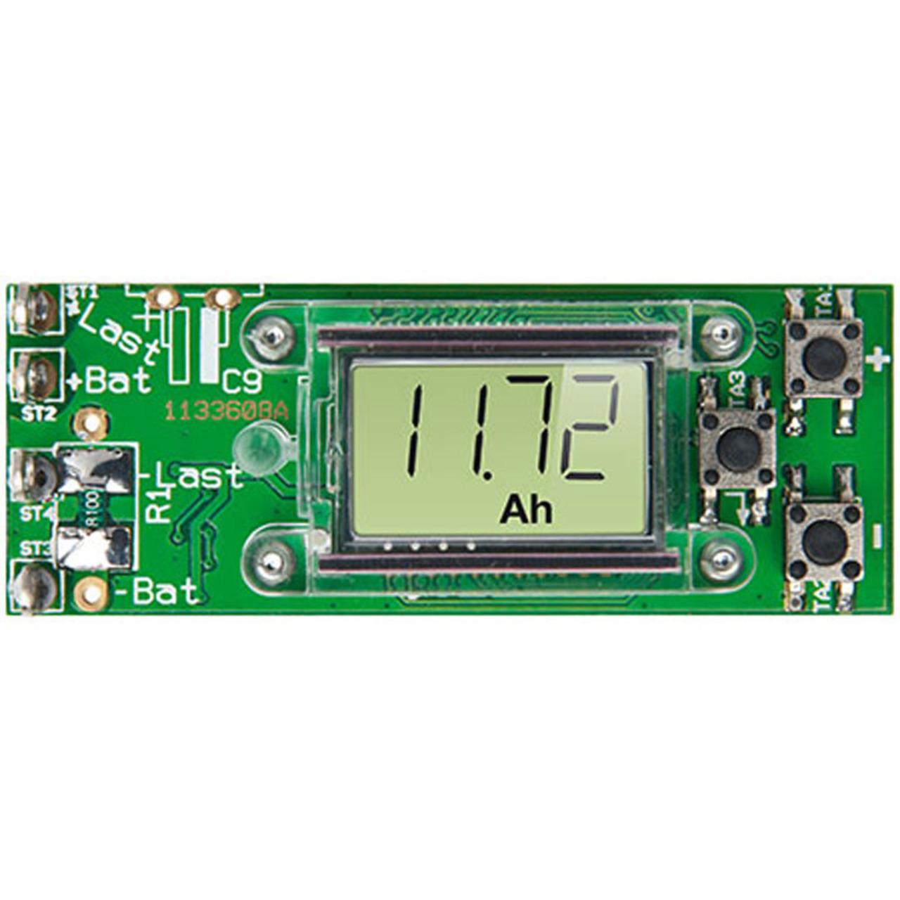 ELV Bausatz Gleichstromzählermodul GZM 500 (Akku-Monitor mit DS-Chip)