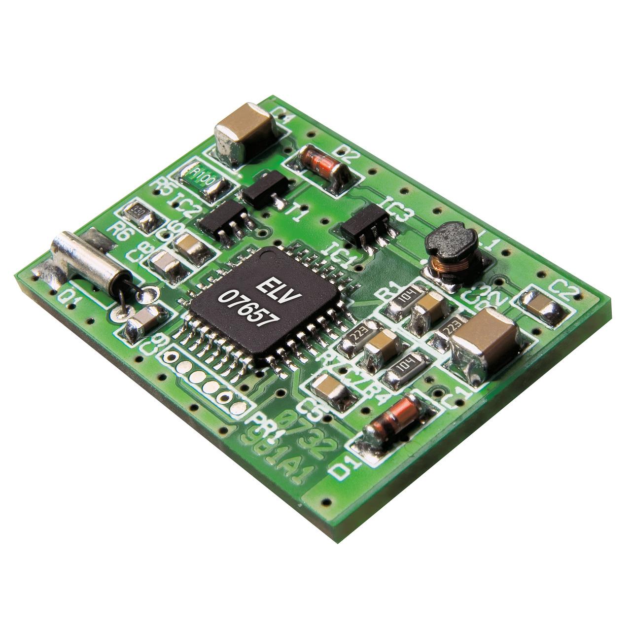 ELV Bausatz Intelligente Solarleuchtensteuerung SLS 2