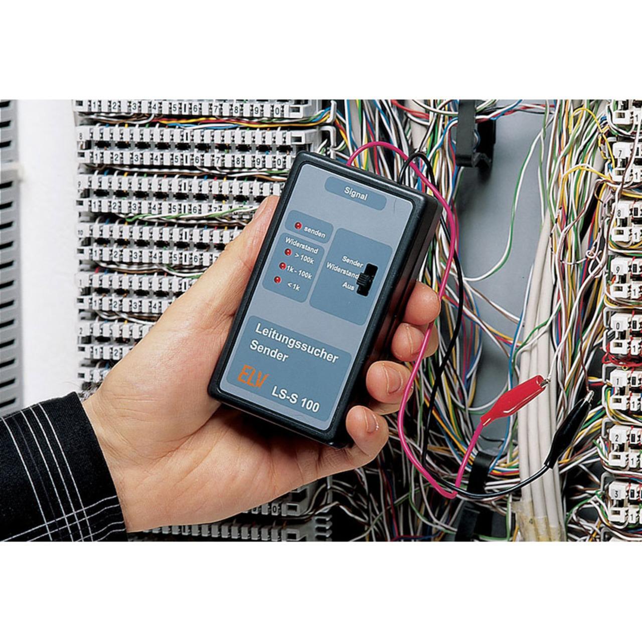 ELV Bausatz Leitungs-Suchgerät LS 100